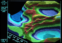 3-D image from NOAA Exclusive Economic Zone Mapping Project