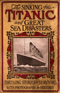 Titianic Book Cover
